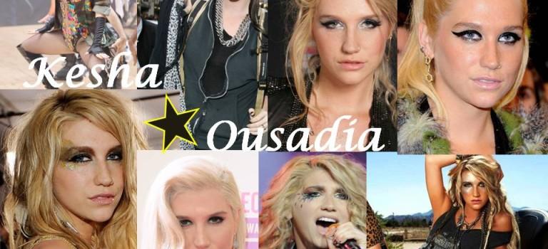 Ousadia: Kesha