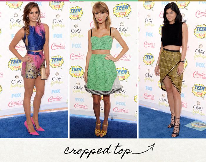 Nina Dobrev, Taylor Swift e Kylie Jenner
