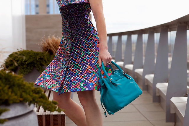 Imagem de divulgação com linda seleção de cores