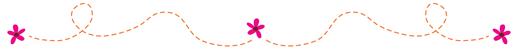 Blog Divider Floral