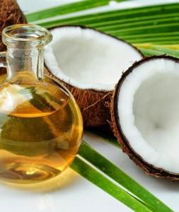 benefícios óleo de côco