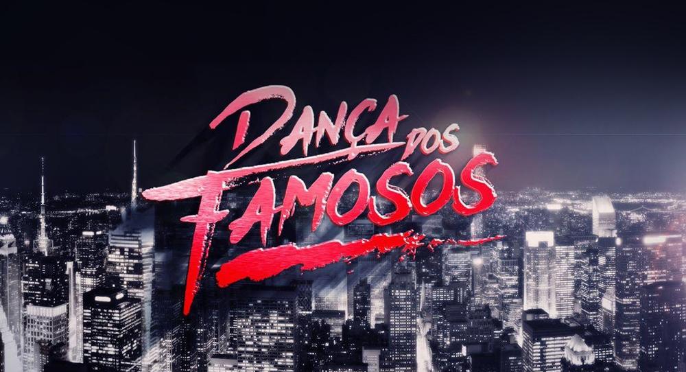 dança dos famosos 2016