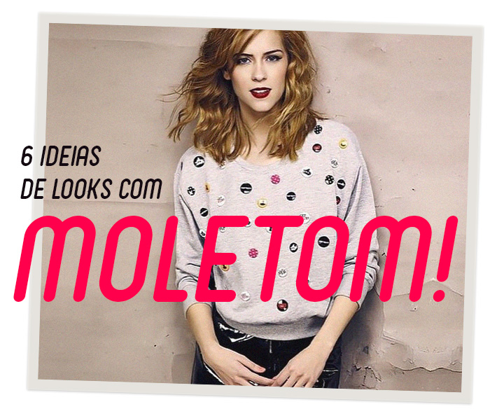 looks moletom