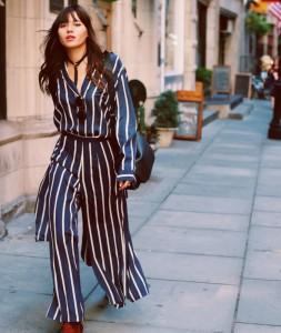 A Natalie Suarez arrasou neste look sleepwear!