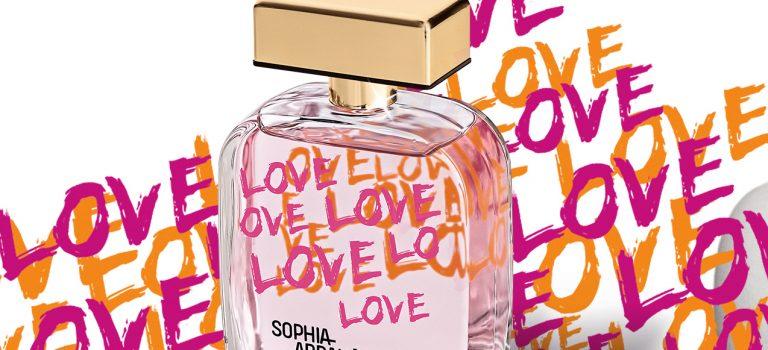 Meu novo perfume: Love para Jequiti